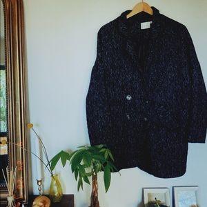 Lush Marbled Coat M/L